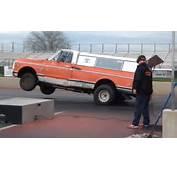 Gallery For &gt Farm Truck Street Outlaws Wheelie