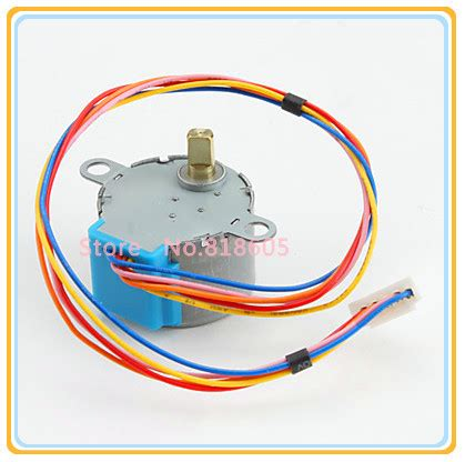 5v 4 Phase 5 Wire Stepper Motor 28byj 48 5v 5v 4 phase 5 wire stepper motor gear motor 28byj 48 5v