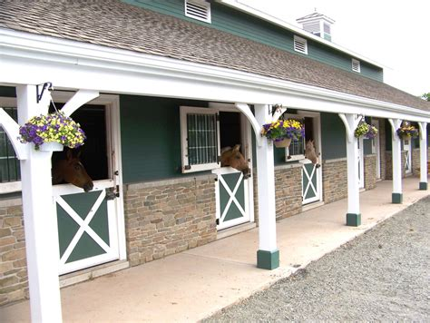 open area for future stalls 8 stall horse barn with dream barn east coast reining heaven horse journals