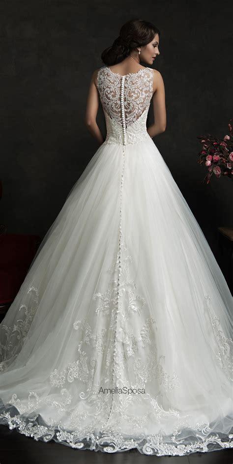 Dress Miulan Rosane vestidos de noiva amelia sposa 2015