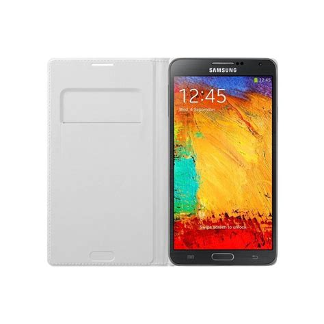 Flip Cover Note3 Sale by Official Samsung Flip Cover For Galaxy Note 3 In Classic