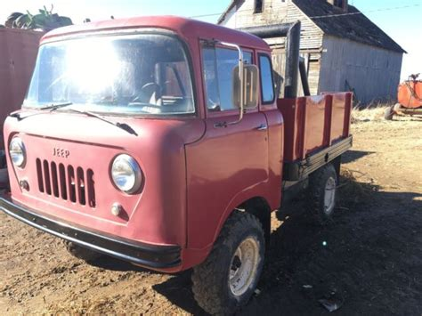 Jeep Fc 150 Parts 1961 Jeep Fc 150 For Sale Willys 1961 For Sale In