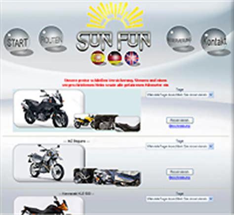 Motorradvermietung Gran Canaria Maspalomas by Motorradvermietung Gran Canaria Motorradverleih Rent A