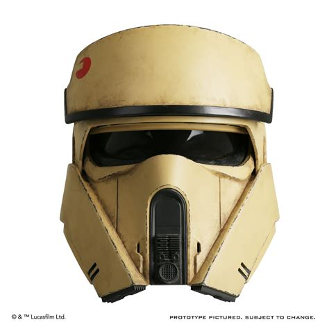 Star Wars Motorradhelm by Get Ready For A Scarif Standoff With Anovos Shoretrooper