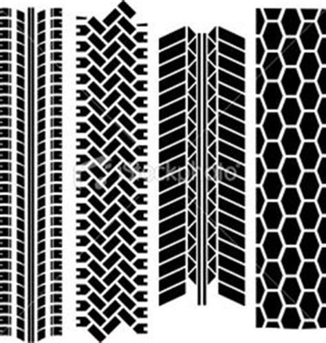 tire pattern brush quot free stuff illustrator tyre track brushes quot by