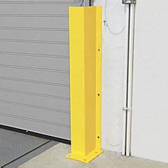 Safety Guards Safety Barriers In Stock Uline Overhead Door Track Guards