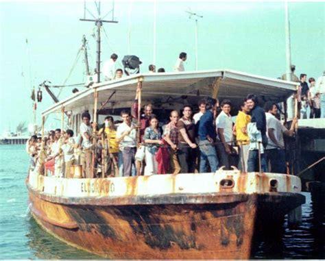 boat lift cuba florida memory the quot el dorado quot arriving with cuban