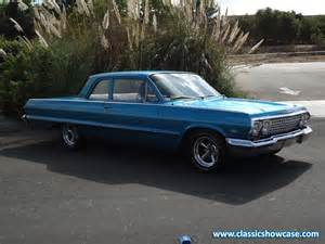 1963 chevy biscayne by classic showcase