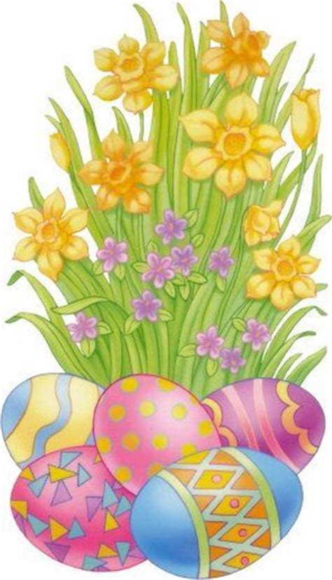 free printable easter flowers 1000 images about easter eggs on pinterest clip art