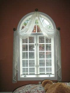 Fan Shades For Arched Windows Designs 1000 Images About Curtains And Window Treatments On Window Treatments Curtains And