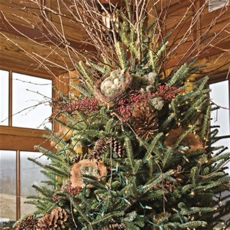 rustic christmas tree decorating ideas rustic crafts