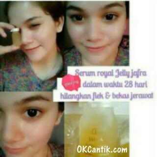 Serum Royal Jelly Lift Concentrate royal jelly jafra lift concentrate asli 100 harga promo