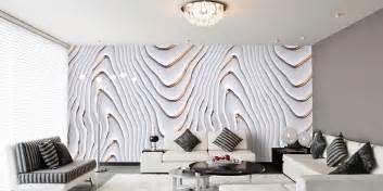 wohnzimmer tapeten design tapetendesign eleganz
