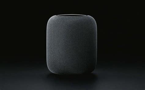 apple homepod apple unveils homepod its siri smart speaker