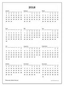 Kalender 2018 Keren Kalenders Om Af Te Drukken 2018 Datum De Maand
