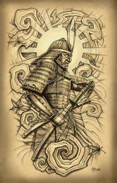 how does a tattoo printer work quot dragon samurai quot art print by elvin tattoo on artsider