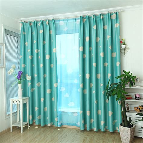 warehouse ready made curtains aliexpress com buy curtains for children room window
