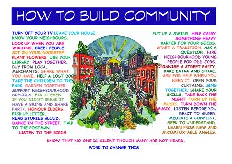 how to build a building council introduces community empowerment unit designed to