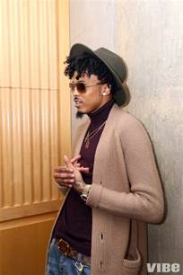what is august alsina haircut called august alsina talks his style hair evolution