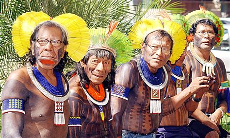 amazon tribe in brazil indigenous tribes are still struggling to