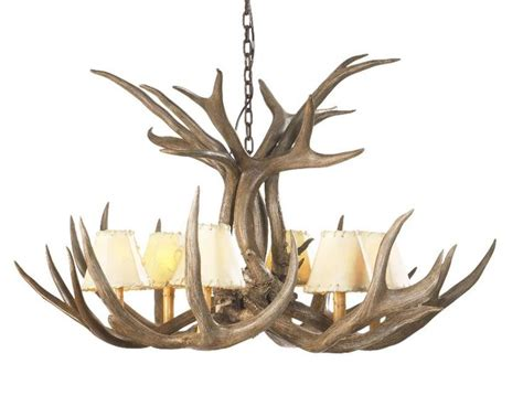 Antler Light Fixture Antler Light Fixture I Am Feeling Antlers Pinterest