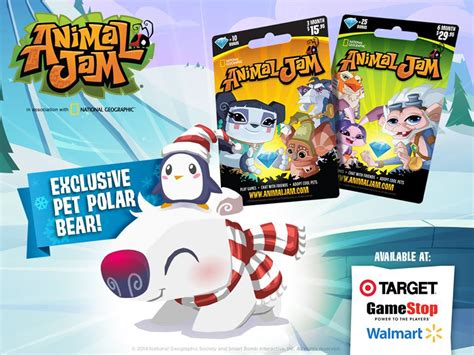 printable animal jam gift certificate give the gift of an online adventure with animal jam