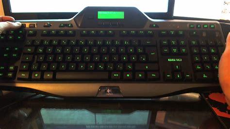 Keyboard Logitech G510 review logitech g510 gaming keyboard