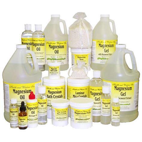 health wisdom magnesium bath crystals 1 75 lbs spirit of magnesium bath crystals 5 5 lb 2 5 kg health and
