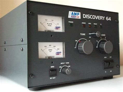 Power Lifier Linear linear discovery 6 4 50mhz 70mhz gs35 1 5kw linear lifier