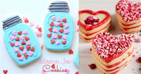 easy valentines cookies easy cookies recipes