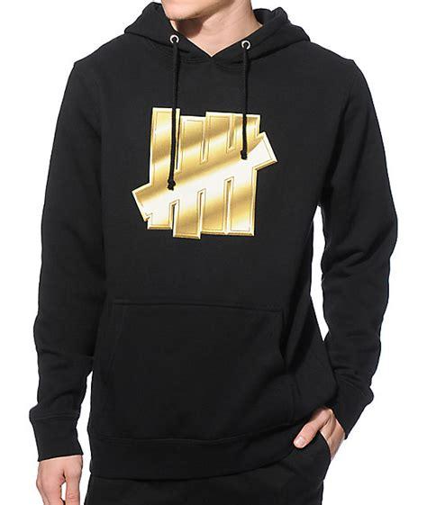 Hoodie Undefeated 1 undefeated gold strike hoodie zumiez