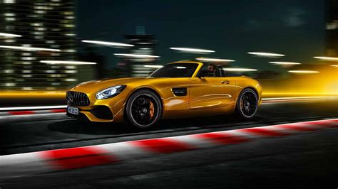 Mercedes 2019 Sports Car by 2019 Mercedes Amg Gt S Roadster Promises Top Sports