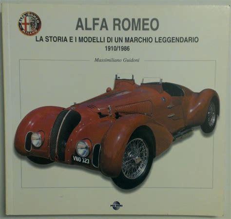livres libri books alfa romeo 1 43 alfa alfa romeo