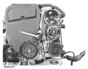 Volvo S70 Engine Diagram Replace Ford Serpentine Belts How To Information Ehow