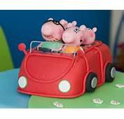 Pics Photos  Peppa Pig Car Cake 14 Board Handmade