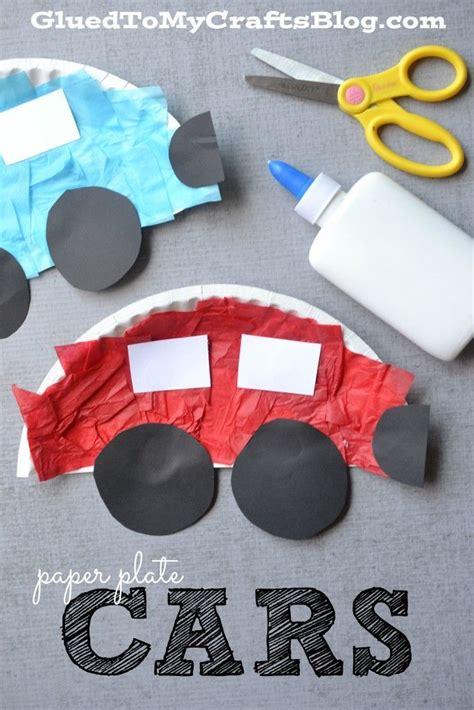 Paper Plate Craft Ideas For Preschool - best 25 transportation crafts ideas on