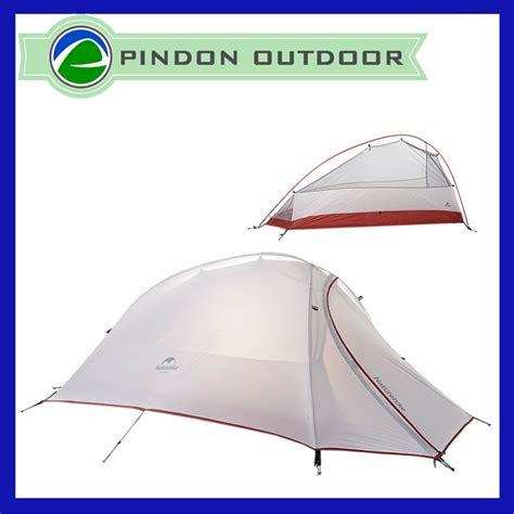 Tenda Cing Ultralight Naturehike Cloud Up 2 jual tenda naturehike cloud up 1 silnylon 20d abu abu pindon outdoor