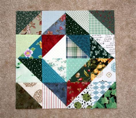 Scrappy Quilt Blocks by Scrappy Quilt Block Tutorial Quilt