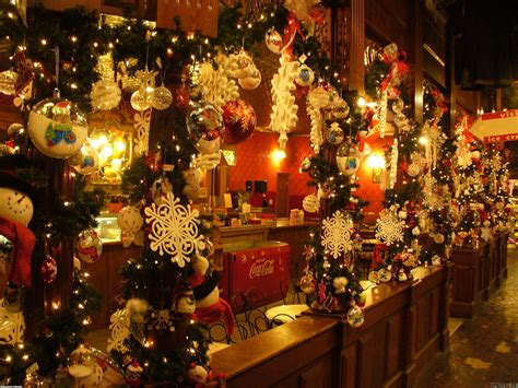 christmas decorations wallpaper 18317 open walls