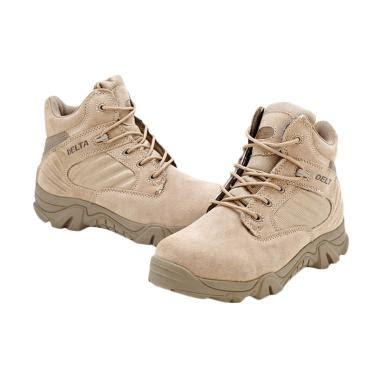 Sepatu Delta Tactical Boots Pria Desert 6 Inch Made In Usa jual delta s desert combat boot waterproof ankle boots 6 transparent sepatu pria