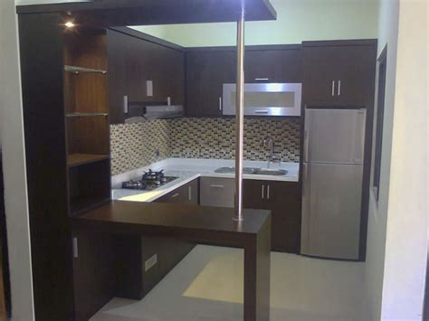 desain dapur minimalis sederhana murah desain dapur untuk ruang sempit rumah minimalis
