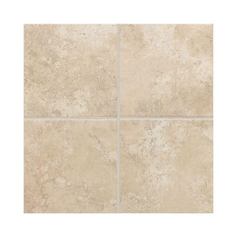 daltile stratford place alabaster sands 12 in x 12 in