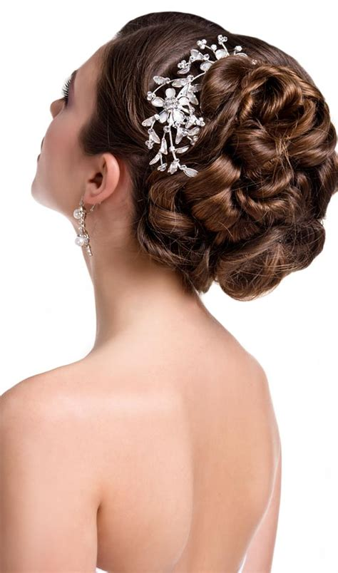 Wedding Hairstyles Ringlets by Wedding Hairstyle Pinned Up Ringlets Updo Hair Wedding