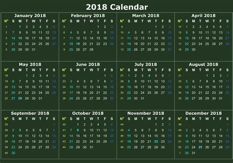 Or 2018 Free Landscape Archives 2018 Calendar Printable For Free
