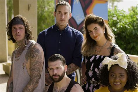 tattoo fixers new member tattoo fixers new tattoo artist glen carloss joins ok