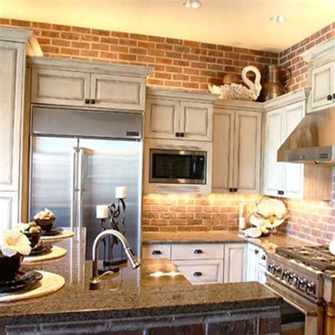 Brick Kitchen Design 25 exposed brick wall designs defining one of