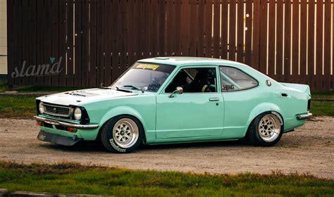toyota corolla custom 1972 toyota corolla tuning custom race racing drift