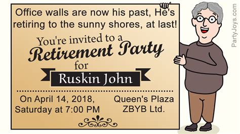 free dinner party invitation template retirement party agenda