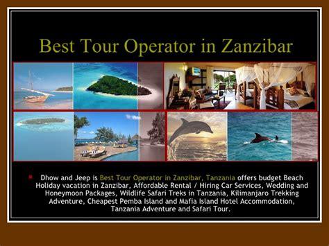 best safari tour operators best tour operator in zanzibar zanzibar