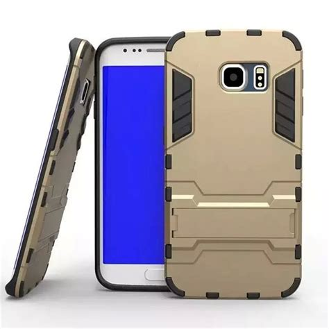 Future Armor Samsung S6 new future high tech 2 in 1 hybrid armor cover for